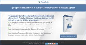 gdpr Landing Page